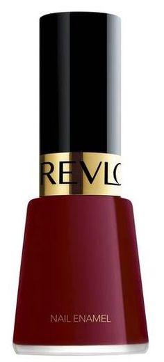 Nail Enamel-Raven Red Revlon, Hair Makeup, Burgundy, Enamel, Nail Polish, Make Up, Vixen, Nails, Red