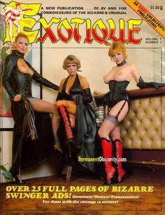 magazine retro femdom