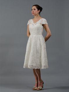 Lace wedding dress, wedding dress, bridal gown, cap sleeve alencon lace