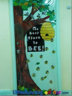 The Source Of Classroom Decorating Ideas Preschool Door Decor