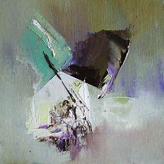 Coup de cœur du concours peinture abstraite sur www.myrankart.comPetite Huile 10/10 by Catharina Raby Pessers