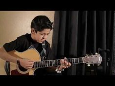 Bruno Mars - It Will Rain - by AJ Silva