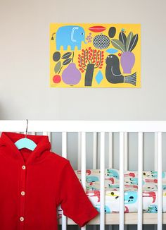 Kids room - Organic for the baby - Pinjacolada