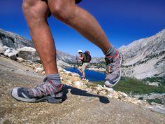 Sierra High Route instead of John Muir Trail?