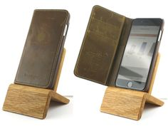 Items similar to iPhone Dock (Oak - Rennaissance design) for iPhones with/without cases / Lightning Dock on Etsy Tablet Stand, Declutter, Lightning, Plugs, Smartphone, Ipad, Iphone, Unique Jewelry, Handmade Gifts