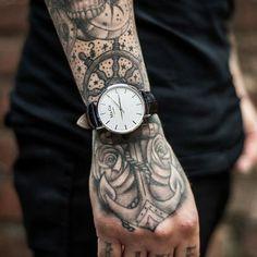 Brixton Watch