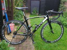 A Giant of a Bike!