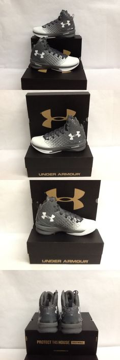 Basketball: Nib: Under Armour Clutchfit Drive 3 Basketball Shoe -Us Men S 12.5 - Graphite -> BUY IT NOW ONLY: $75 on eBay!