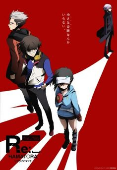 Re: Hamatora-Was waiting for this one..I wanted to know what happened to Art.
