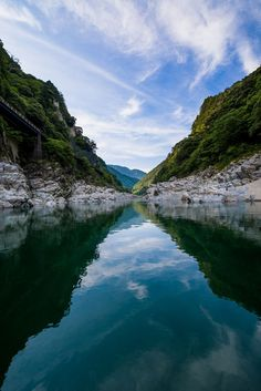 Shikoku, Yoshino River Japan