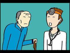 UN VECCHIETTO VA DAL MEDICO https://www.youtube.com/watch?v=dgcWZieBnxw&list=UU9-ngWxbIabkhEWnwENVhqA #barzellette #videobarze