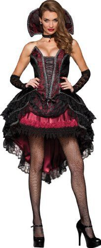 InCharacter #Costumes Women's #Vampire's #Vixen Costume  Full review at: http://toptenmusthave.com/best-halloween-costumes-for-women/