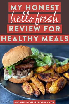My Honest Hello Fresh Review for Healthy Meals | Meal Prep for Beginners - Looking for an easy way to make healthy dinners for the whole family? Hello Fresh is a meal kit delivery company that delivers wholesome delicious meals directly to your doorstep. Click to hear my honest experience of using this company for over 3 years. Organize Yourself Skinny | Weight Loss Tips | Healthy Eating Tips | Meal Prep #mealprep #dinnerideas #weightloss