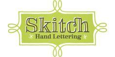 Skitch Font by Yellow Design Studio