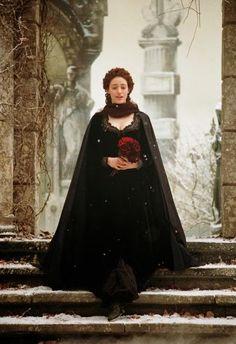 Christine Daae in The Phantom of the Opera