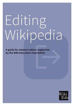 editing wikipedia handbook