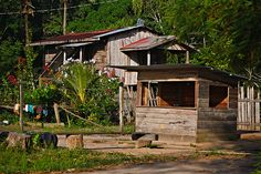 Orealla: A small Amerindian village on the Corentyne River overlooking Suriname. Orealla in Region Six (East Berbice/Corentyne) is home to about 1,000 people. The reservation can be accessed by boat via the Corentyne River - Guyana, South America
