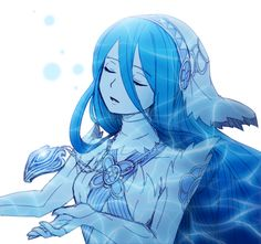 Fire Emblem Fates - Azura <3