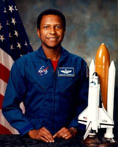 Michael Phillip Anderson (December 1959 – February was a United States Air Force officer and NASA astronaut, who was killed in the Space Shuttle Columbia disaster when the craft disintegrated after reentry into the Earth's atmosphere. African American Heroes, African American Inventors, Black Astronauts, Nasa Astronauts, Fade To Black, Space Program, African Diaspora, Space Shuttle, Space Travel