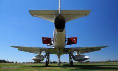 Douglas A*4E Skyhawk #plane #1960s