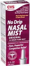 CVS No Drip Nasal Mist Original   $7.49