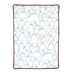 Fine Little Day Mountains Blanket by: Fine Little Day - Huset-Shop.com @Holly Hallberg from Huset-Shop