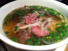 Pho at Viet Grill - Shoreditch - London    http://yummei.blogspot.co.uk/2013/03/viet-grill-shoreditch-london.html