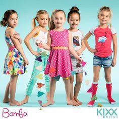 Bomba summer 2015 | Kixx Online kinderkleding babykleding www.kixx-online.nl