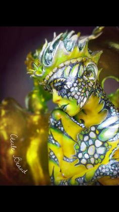 Cake International Birmingham 2015 Gold  by Cécile Beaud
