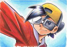 Pokemon Heart Gold, Gold Pokemon, Pokemon Fan Art, Pokemon Stuff, Pokemon Human Characters, Nintendo Characters, Manga, I Love Gold, Pokemon Special