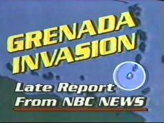 Grenada Invasion Late Report Nbc News, New Image, Grenada, Granada