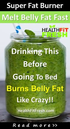 Drink to Burn Belly Fat Fast: Drinking This Before Going To Bed Burns Belly Fat Like Crazy Burn Belly Fat Burn Fat Fast Fat Burning Drink Lose Weight Overnight Detox Drink How To Lose Weight Increase Metabolism How To Get Rid Of Belly Fat Fat Bur