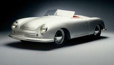 Porsche 356 Gmünd made in 1945 #Porsche #Gmünd