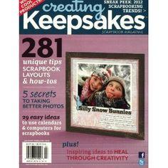 Creating Keepsakes Magazine (1-Year)