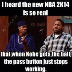 Funny NBA Memes 9