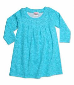 Pool Knitwit Toddler Pleat Dress