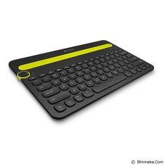 Multi-Device Keyboard, Bluetooth, On/Off power switch, Battery life indicator light murah dengan spesifikasi sesuai kebutuhan Anda. Gratis ongkos kirim dan bisa dicicil dengan bunga cicilan 0%