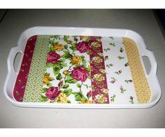 Melamine Tray, Plastic Cutting Board
