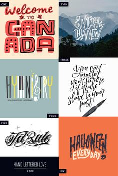Hand Lettered Love #182