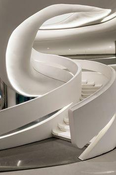 Architecture / Interior - Zaha Hadid