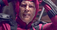 'Deadpool' Gag Reel Is Hilarious, Raunchy & Definitely NSFW -- Ryan Reynolds drops movie references, T.J. Miller spews off a number of jokes and Morena Baccarin gets stuck in hilarious 'Deadpool' bloopers. -- http://movieweb.com/deadpool-movie-gag-reel-bloopers/