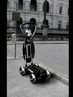 Innovation Transportation: Personal Mover – Personal Transportation For Traveling In Short Distances.