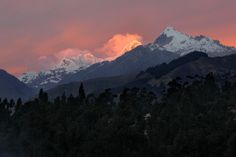 Cordillera Blanca Sunset | by Rob Kroenert