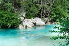 """Acheron Springs - The """"Rock"""" The Rock, Greece, Community, River, World, Outdoor, The World, Outdoors, Rivers"""