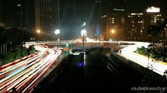 Jakarta Night Light