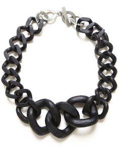 Adia Kibur - Oversized Chain Necklace