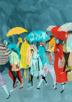 umbrellas.quenalbertini: by Mouni Feddag