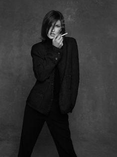 "Karl Lagerfeld's ""Little Black Jacket"""