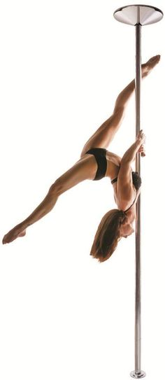 nice! Pole fitness