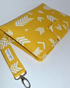 Diaper Clutch, Shape And Form, Gender Neutral, Mom And Dad, My Etsy Shop, Messages, Yellow, Fabric, Gifts